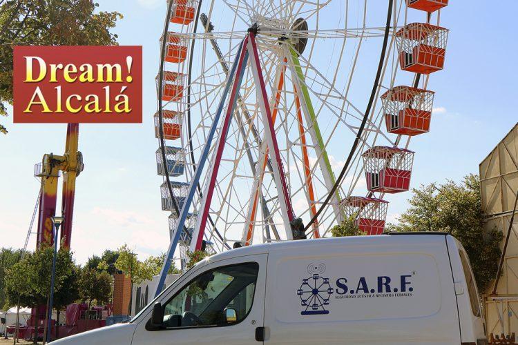 Reportaje de Dream! Alcalá sobre S.A.R.F.®.